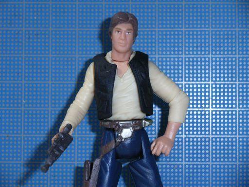SW,TRILOGY Han Solo 6