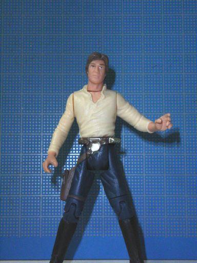 SW,TRILOGY Han Solo 7