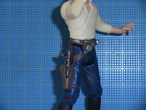 SW,TRILOGY Han Solo 8