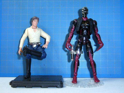 SW,TRILOGY Han Solo 9