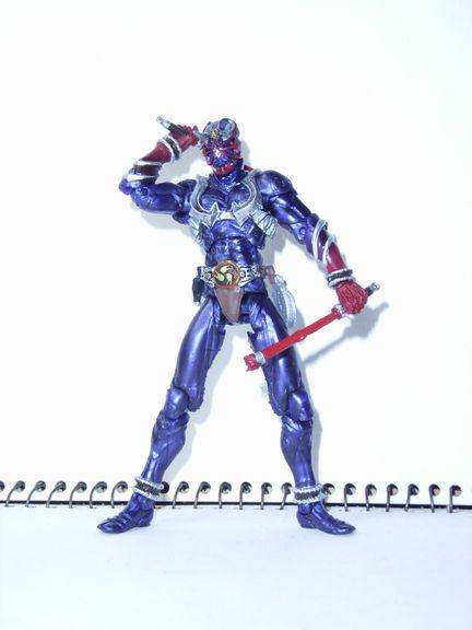 S.I.C.極魂 Vol.01  仮面ライダー響鬼 17