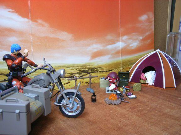 chibic ギロロ野営テントセット 012