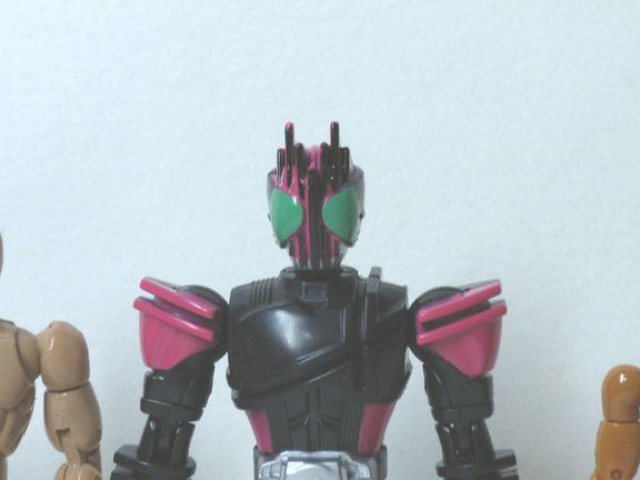 FA仮面ライダーディケイド 009