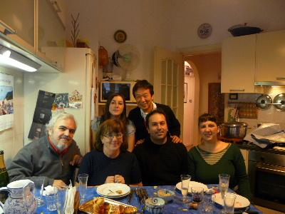 Euginia家族と1