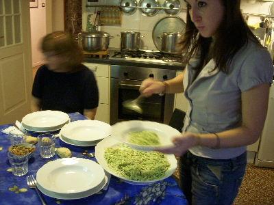 家庭料理ジェノヴァスペシャル