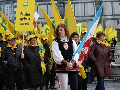 s-F9-お祭り?ではなく農家のデモ行進