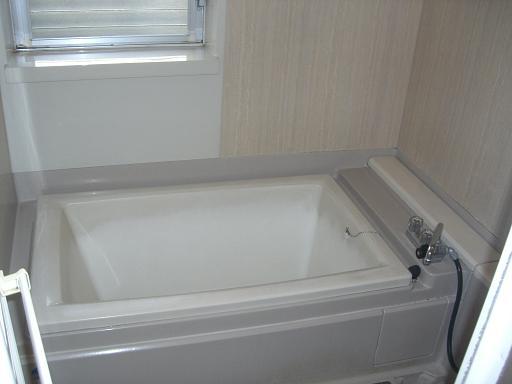 細田邸浴室施工前