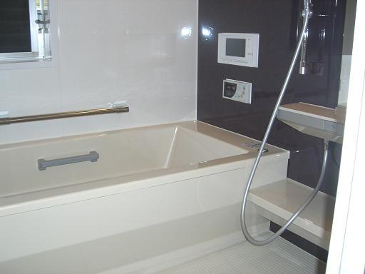 細田邸浴室施工後