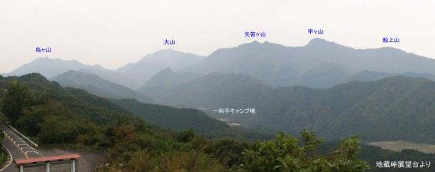地蔵峠展望台のコピー