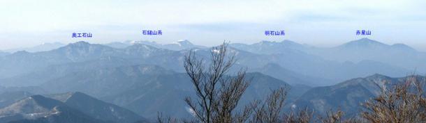 1石鎚山系のコピー
