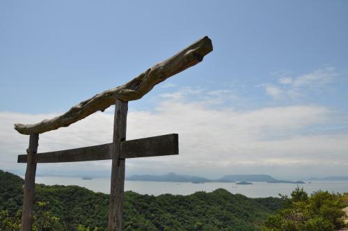 五剣山や屋島