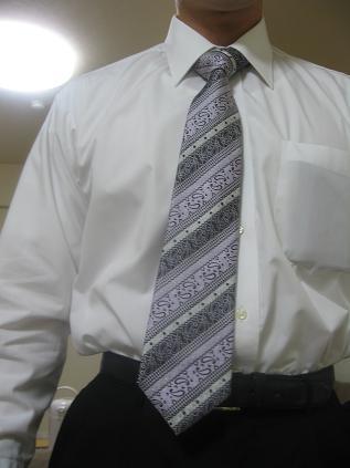 ネクタイ2008冬