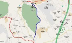 クリュセイユ坂MAP