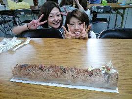 081225クリスマスケーキ