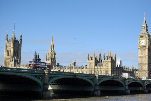 London Bus #3