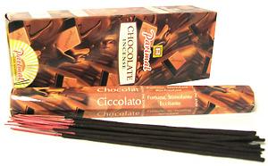 チョコレートの香りのお香