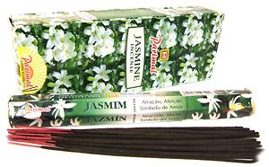 ジャスミンの香り