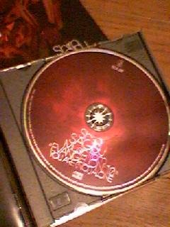 CDの色も渋いww