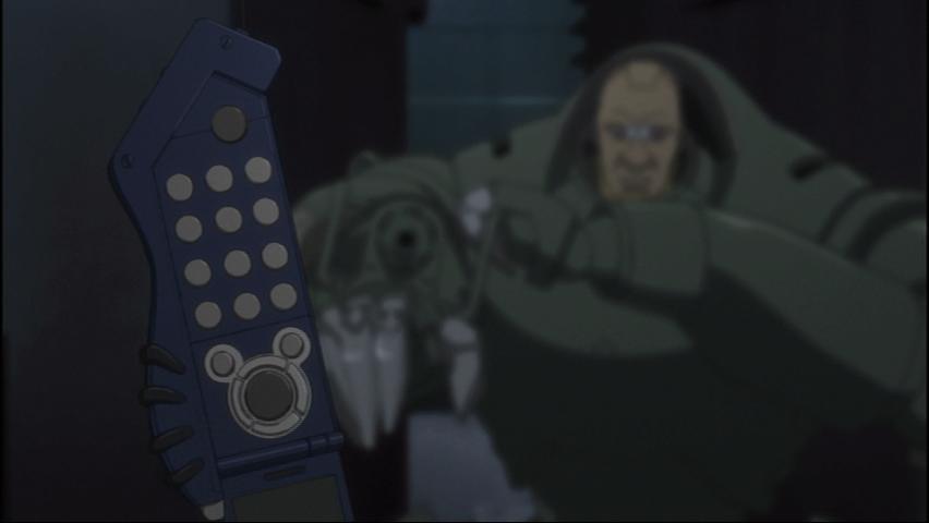 トグサ携帯「3302式は隠れ蓑とは呼ばない」