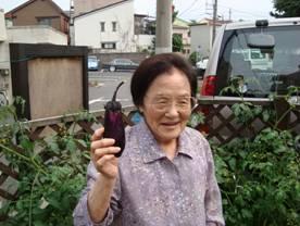 東京都 足立区 介護老人保健施設(入所・短期入所・通所リハビリ) 千寿の郷 菜園プロジェクト 6月14日収穫 (3)