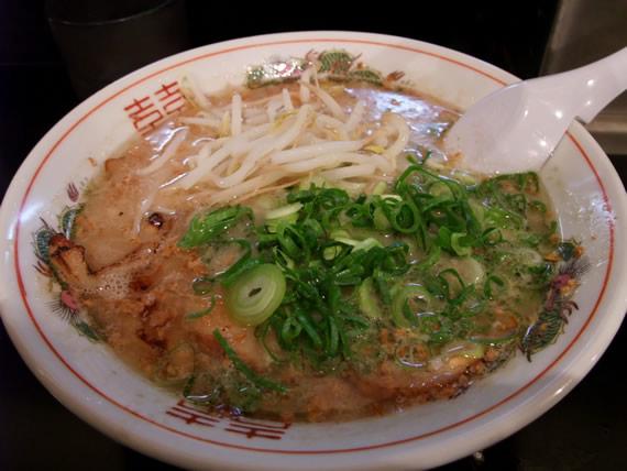 炙りトロ肉チャーシュー麺