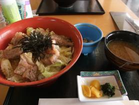 淡路牛ハーブステーキ丼