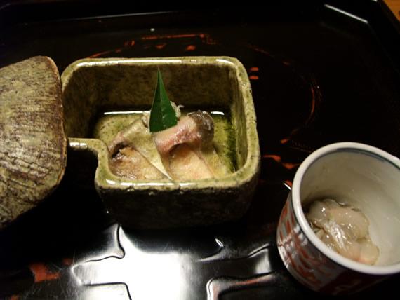 鮎のなれ寿司、うるか