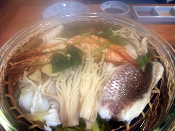 魚介水煙2