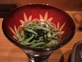 潤菜と青海苔