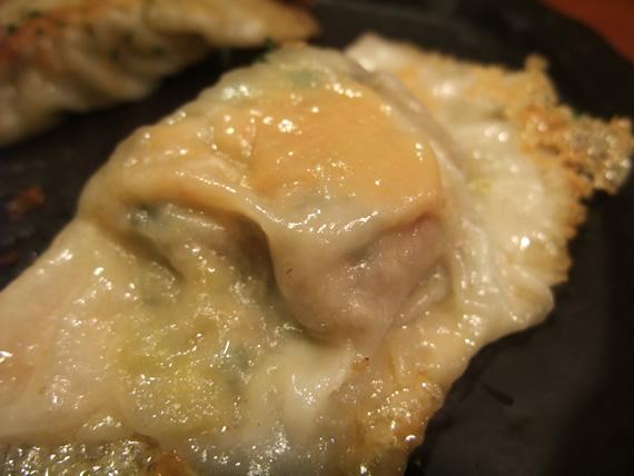 牡蠣餃子2