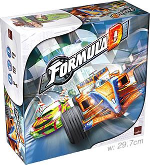 フォーミュラD:箱