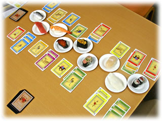 お寿司ライン:中盤