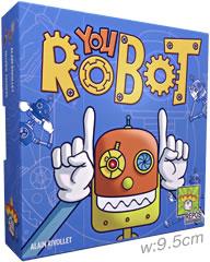 君はロボット:箱