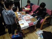 2009.2.9 大きい子は油絵