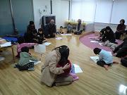 2009.2.9お絵描き教室