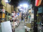 大道具倉庫~小道具部屋前