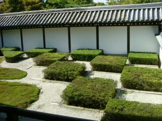 東福寺 方丈八相の庭 西庭