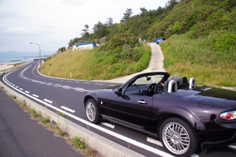くにびき海岸道路1