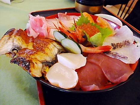 道の駅北条海鮮丼