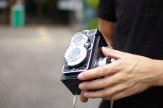 I氏のカメラ