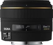 SIGMA 30mmF1.4EX DC/HSM
