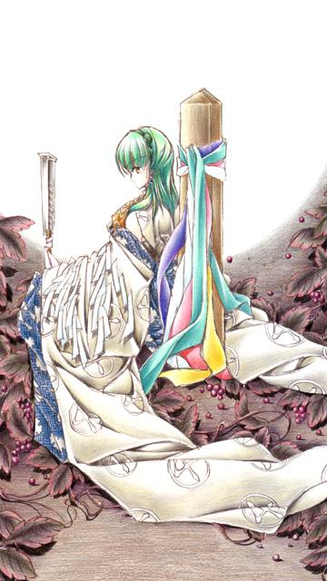 五丈袖袍、御宝に御杖柱