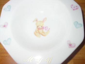 20070116ミュウお皿