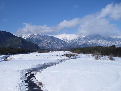 冬景色 その1