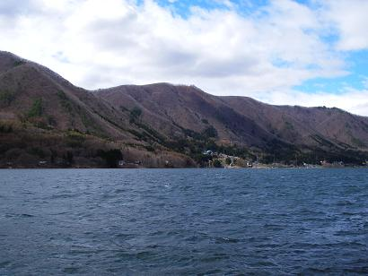 近所の湖(2008年4月19日)
