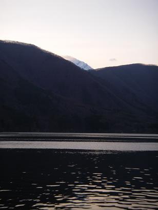 近所の湖(2008年4月20日)