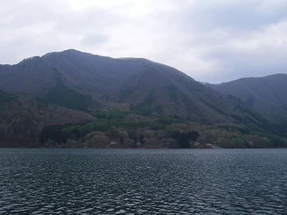 近所の湖(2008年5月2日)