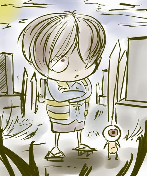 墓場で鬼太郎