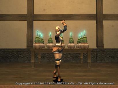 私の華麗なる舞をご覧ください