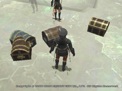 箱がいっぱい